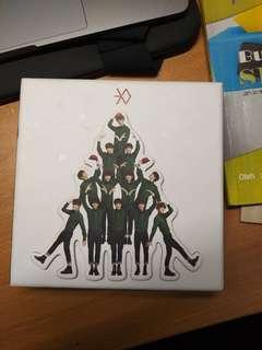 EXO Album Miracles in December