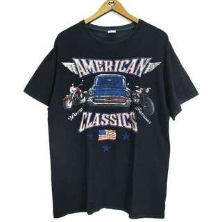 Vintage American Classics World Famous tee