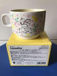 Disney Chip and Dale coffee cup