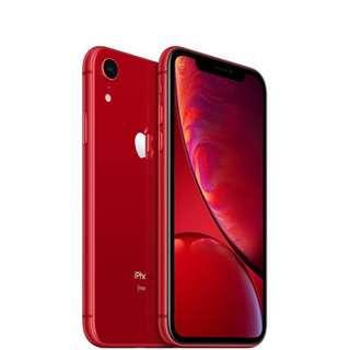 iPhone XR 128GB Red - Telco set