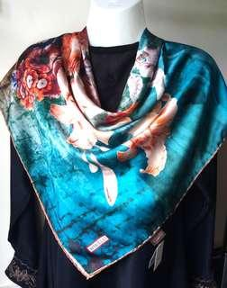 Bawal Satin Turkey [Minelli Exclusive]