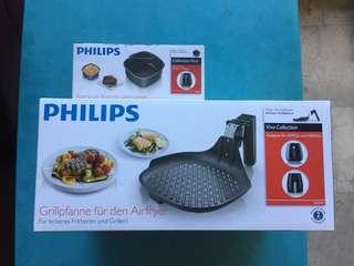 Philips Airfryer skillet and pan