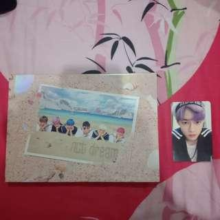 NCT DREAM We Young Album with Chenle Photocard