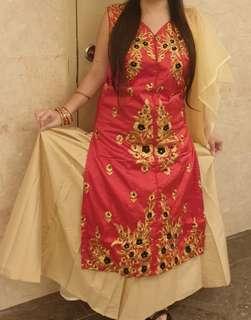 Indian Costume (langa)