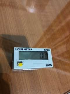 🚚 LH2H  hour meter計時器