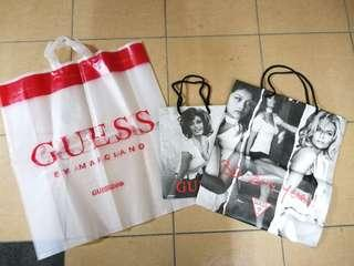 Guess by Marciano Paper Bags