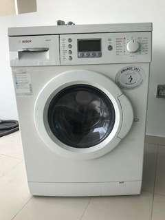 Bosch washer cum dryer