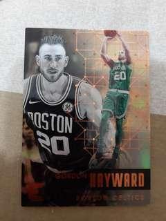 Gordon Hayward nba card