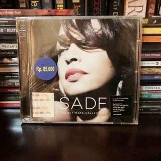 CD Sade The Ultimate Collection