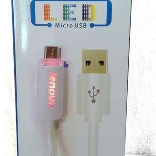 LED Charging Cable For Android