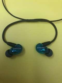 Shure SE215 連Noisezero藍芽無線線控