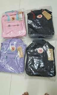 Brand new kanken (free registered mail)