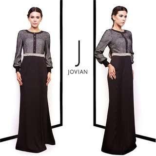Jovian Mandagie coco galla dress