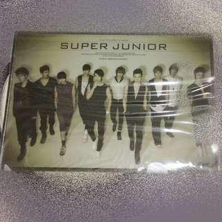 (含運)Super Junior 資料夾