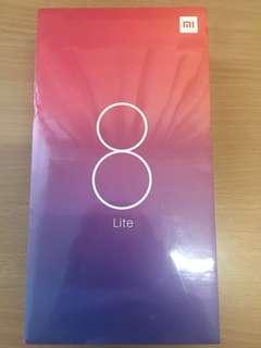 BNIB Xiaomi 8 lite