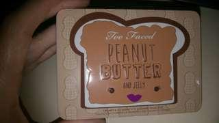 Too faced - peanut butter and jelly eyeshadow palette