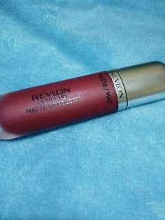 Revlon Ultra HD Matte Lipcolor (660HD Romance)