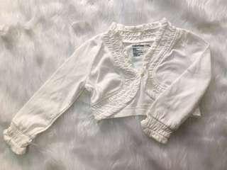 Baby Gap Bolero Shrug