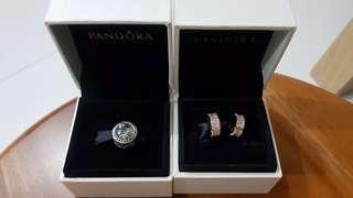 🚚 Pandora Charms Clips