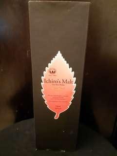 秩父 Ichiro's Malt - Wine Wood Reserve 紅葉