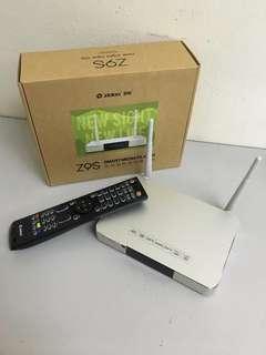 Zidoo Z9S Android Tv Box