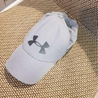 (Reserved) Authentic Under Armour Cap - Grey Color - Under Armour Golf Cap Cool Switch