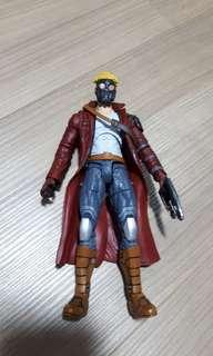 Marvel select starlord star lord comic version