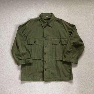 Vintage US ARMY P43 HBT Shirt size 38R
