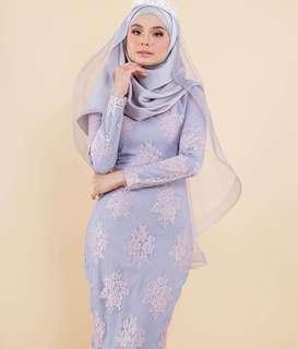 Kurung moden by hijabista.hub