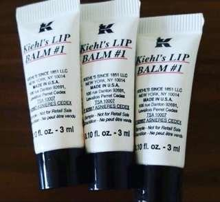Kiehl's Lip Balm 潤唇膏