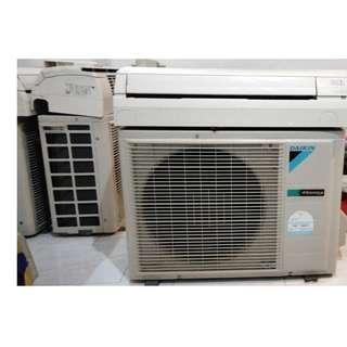 Daikin system 1 used unit