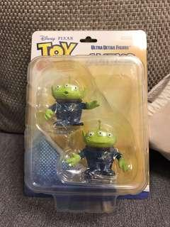 Medicom Ultra Detail Figure Toy Story Aliens 反斗奇兵 三眼仔