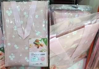 🚚 櫻花野餐墊