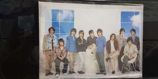 Hey Say JUMP Clearfile