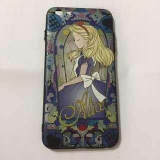 🚚 愛麗絲iPhone 6plus 硅膠全包殼手機套
