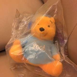 麥當勞 Winnie The Pooh 睡熊公仔