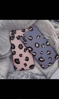🚚 全新特價Iphone7/8plus 豹紋款手機殼保護殼