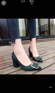 割愛復古鞋(偏細)