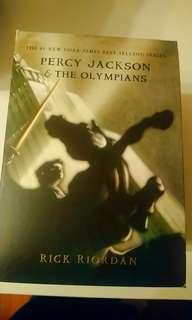 Percy jackson & the olympian (complete series)