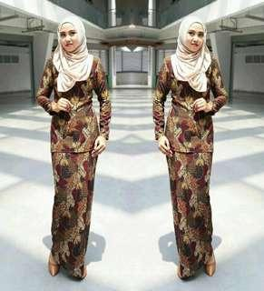 🚚 Kurung Batik ( PO )