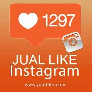 1000 like instagram