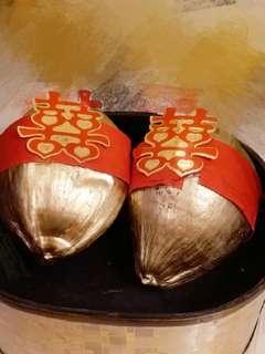 喜字金椰子4個🥥