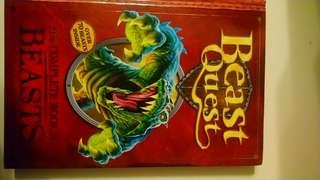 Beast quest - the complete book of beasts