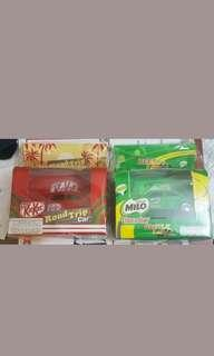 Milo kit kat WV beetle new 2 units