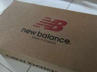 New balance NB 576 皮 Racing 特別版 made in England