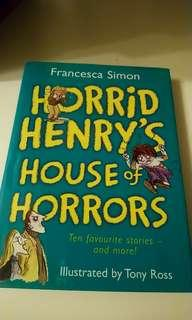 Horrid Henry house of horrors
