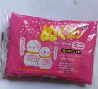 $28=日本製 小久保雪人 (暖手包)