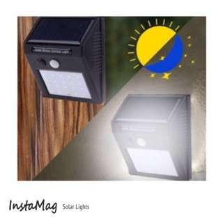 [Instock] 4 For $40! Solar Lights