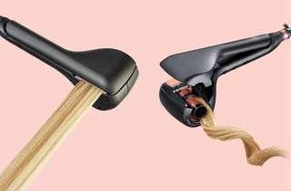 Vidal Sassoon The Smooth and Wave CURLER & STRAIGHTENER