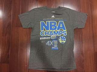 Golden State Warriors 1st NBA Championship 2015 Shirt